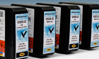 Videojet Inks & Ribbons