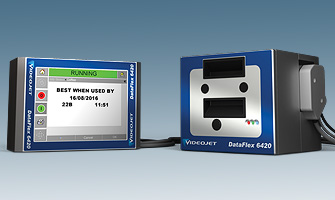 Videojet Dataflex 6420 for Printing on Fill & Foil