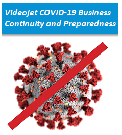 Videojet COVID-19 Business Continuity